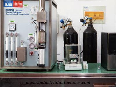 H900 Oxygen hydrogen analyzer for industrial autoclave
