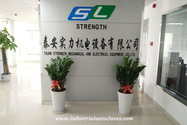 dished head office of Strength Equipments