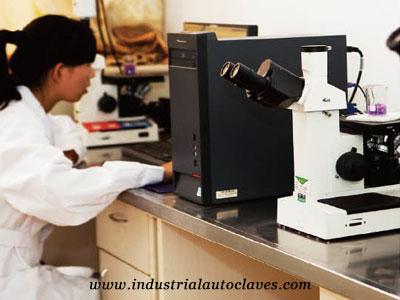 metallographic laboratory