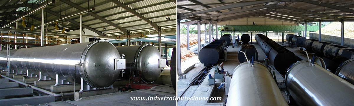Palm Oil Sterilizer