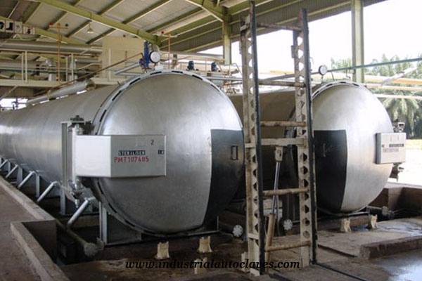 Palm oil Sterilizer of Strength Equipment