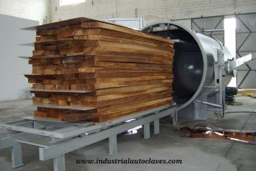 Wood Autoclave