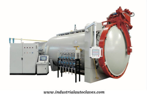 composite autoclave of strength equipment