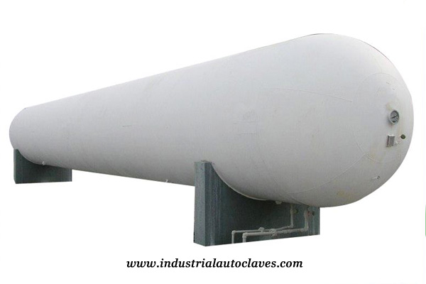 compressed air storage tank of strength equipments