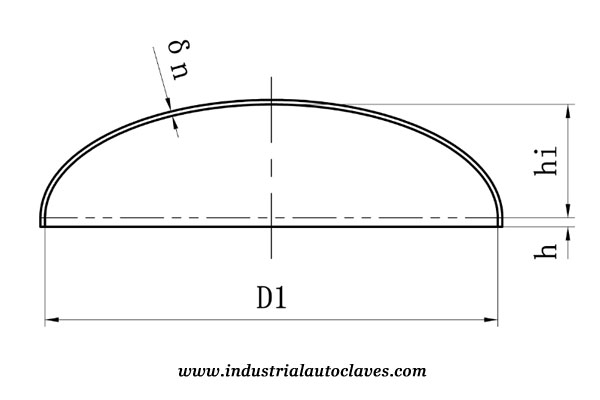 elliptical head of sl equipments