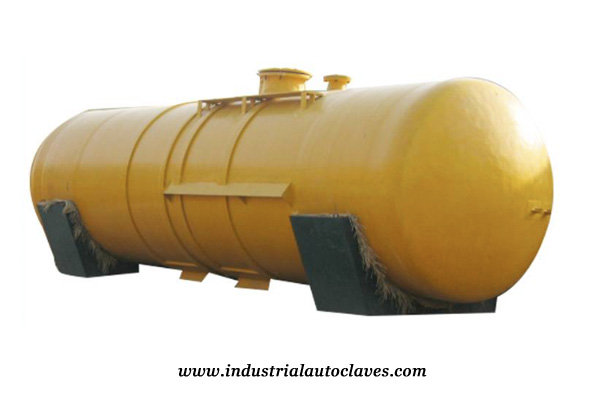 fuel oil tank of strength equipments