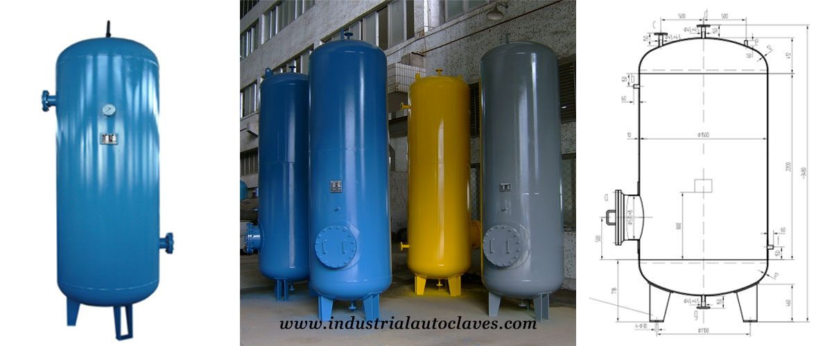 gas storage tank of strength equipment