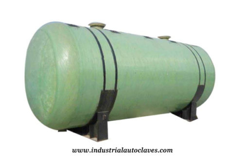 double wall oil storage tank