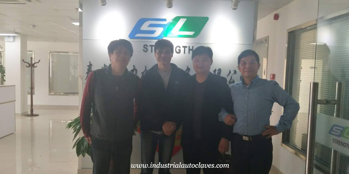 Autoclave Carbon Fiber was Exported to Japan
