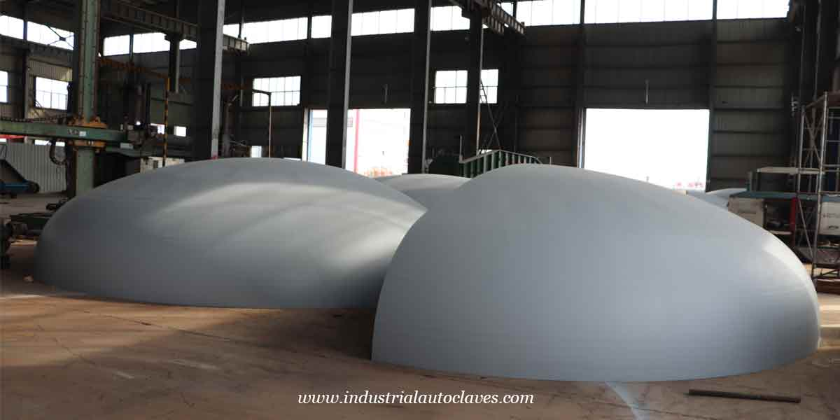 Tank Heads will be Deliveried to Xinjiang Province Next Week