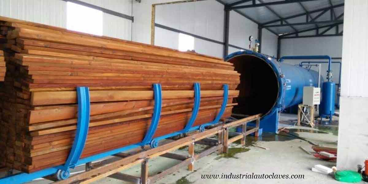 Autoclave for Wood was Sold to Zhejiang Province