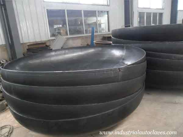 Asme torispherical head will be placed order from Pakistan