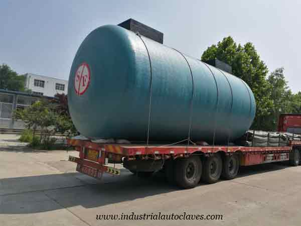 Double Wall Fuel Tanks would be Exported to Bangladesh
