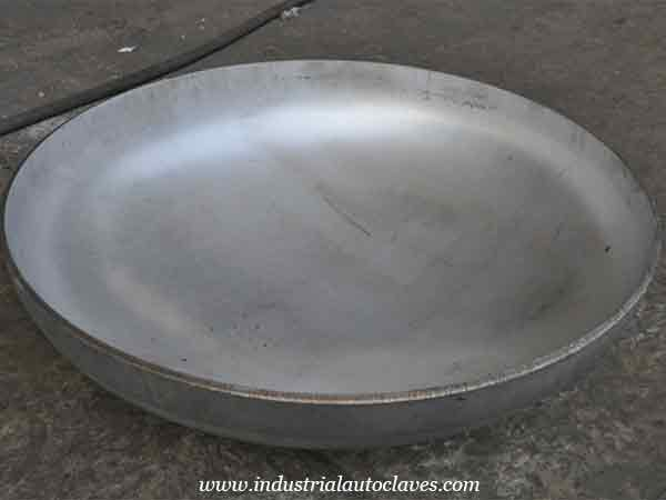 India Customer Showed Great Interest In Torispherical Dish