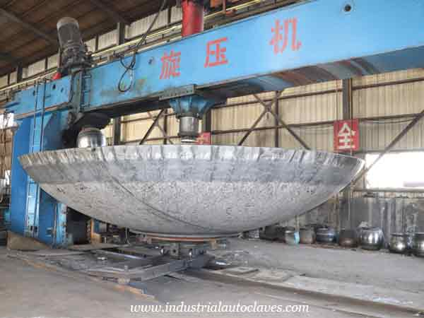Malaysia customer placed an vessel head order