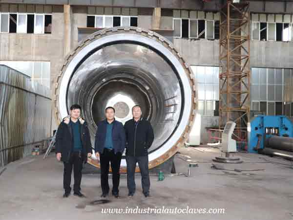 Aircraft Autoclave was Sold to Xi'an