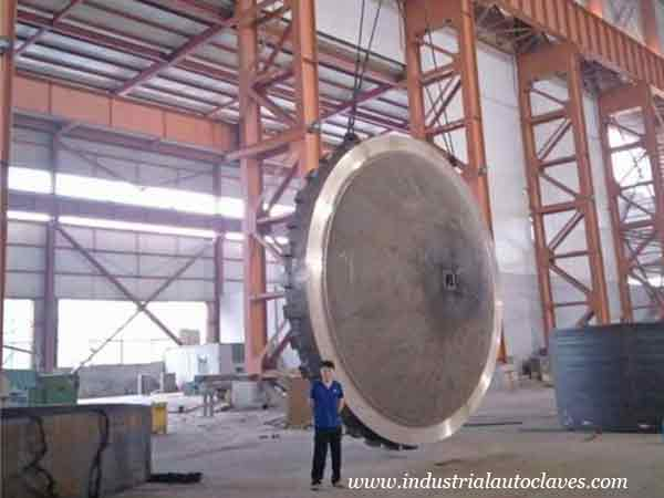 Largest Aerospace Autoclave in China was sold to Beijing Aerospace Company