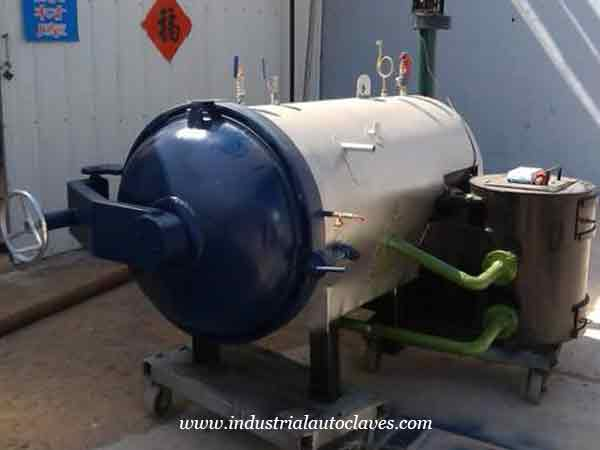 Small Autoclave Machine was Exported to Myanmar