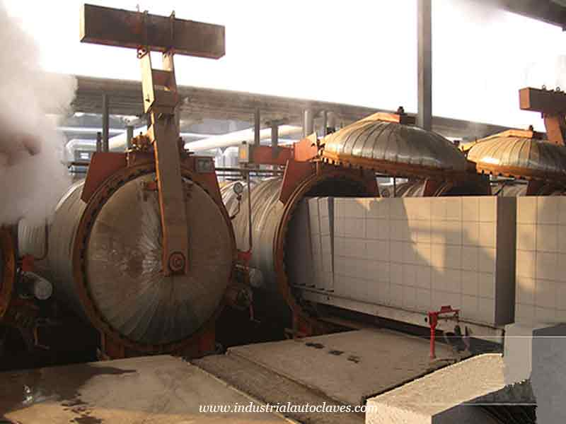 Autoclave For AAC Plant Will Be Exported to Pakistan