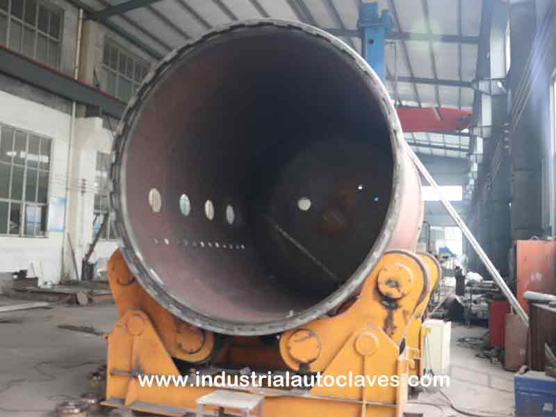 Autoclave For Composite Material Will Deliver To Guangdong
