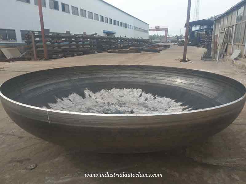 Torispherical Dish Will Be Sent To Peru