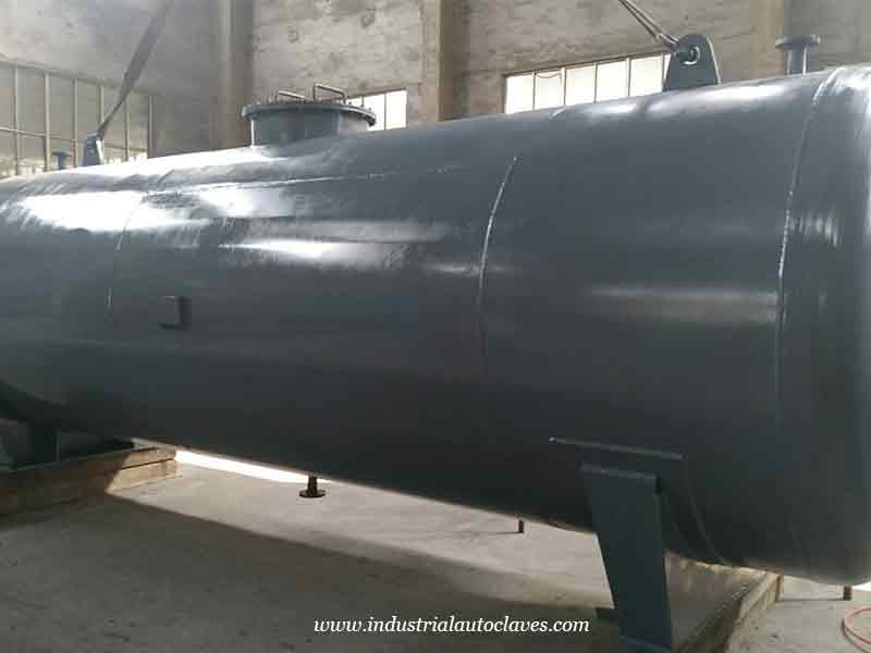 Gasoline Storage Tanks will be Delivered Into India