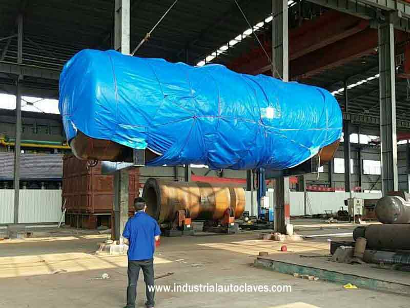 Gasoline Storage Tanks will be Deliveried Into India